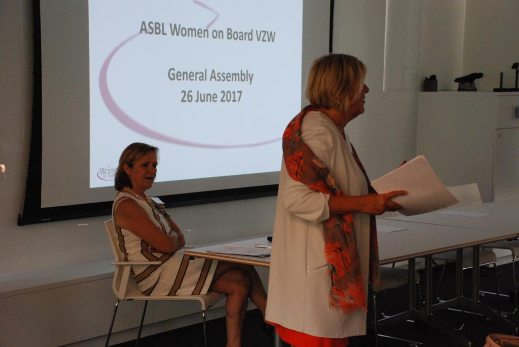 Women on Board General Assembly 2017 picture