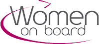 Logo Women on Board
