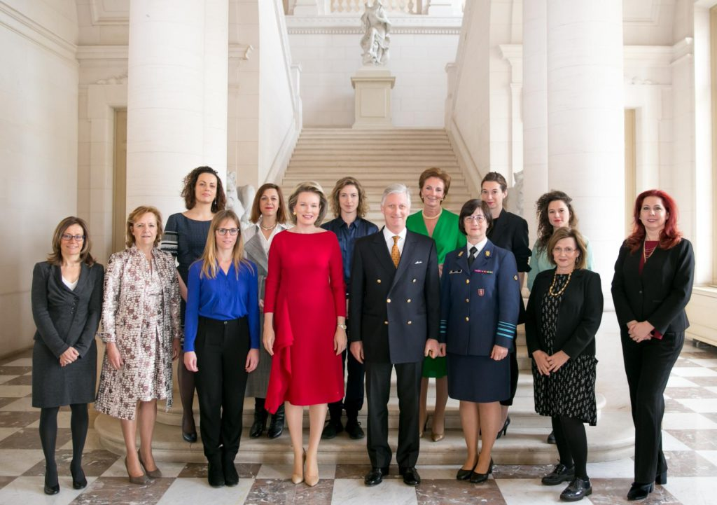 Celebrating Internationals Women's day at the Royal Palace picture